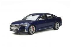 GT Spirit Audi S8 D5 Navarra Blue GT313
