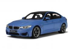 GT Spirit BMW M3 sedan f80 Blue