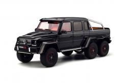 GT Spirit Brabus 700 6x6 W463 black GT199