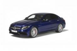 GT Spirit Mercedes-AMG C63 S Sedan W205 blue ZM044