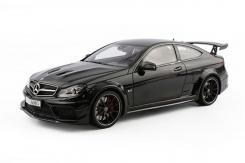 GT Spirit Mercedes-Benz C63 AMG Black Series W204 Black ZM019