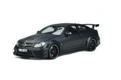 GT Spirit Mercedes-Benz C63 AMG Black Series W204 Matt Black GT843
