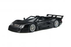 GT Spirit Mercedes-Benz CLK GTR Roadster Black GT826