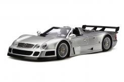 GT Spirit Mercedes-Benz CLK-GTR Roadster silver GT155