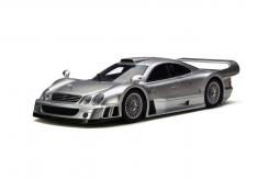 GT Spirit Mercedes Benz CLK GTR brilliant silver GT154