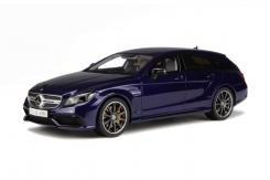 GT Spirit Mercedes CLS63 AMG X218 Blue