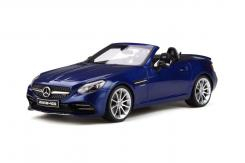 GT Spirit Mercedes-Benz SLC43 AMG R172 Brilliant Blue GT233