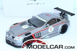 GT Spirit Mercedes SLR McLaren 722 GT Grey