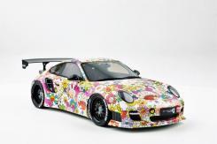 GT Spirit Porsche 911 LBWK Jaden Kaikai Kiki cldc013