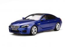 Gt Spirit BMW M6 F06 Gran Coupe San Marino Blue GT184