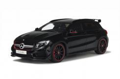 GT Spirit Mercedes GLA 45 AMG x156 Schwarz