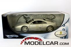 Hot Wheels Ferrari F355 Berlinetta Silver