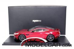 Kyosho Aston Martin Vanquish Red