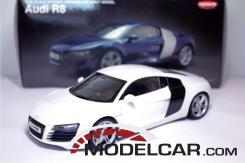 Kyosho Audi R8 Wit