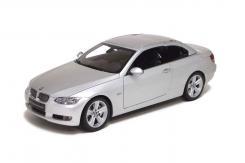 Kyosho BMW 335i convertible e93 Silver 08737S