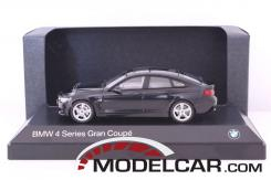 Kyosho BMW 4 series gran coupe f36 Black