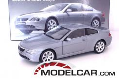 Kyosho BMW 645Ci coupe e63 Grey
