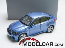 Kyosho BMW X6 M e71 Monte Carlo Blue metallic dealer edition