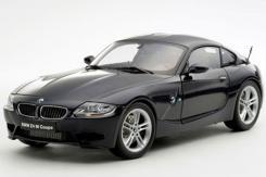 Kyosho BMW Z4 M Coupe e86 Black