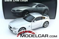 Kyosho BMW Z4 M Coupe e86 Silver