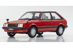 Kyosho Mazda Familia 1980 Red ksr18049r