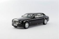 Kyosho Rolls-Royce Phantom EWB 2003 Black 08841BKU