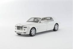 Kyosho Rolls-Royce Phantom EWB 2003 English White 08841EW