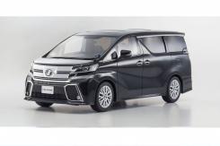Kyosho Toyota Vellfire 3.5 ZA G Edition Black KSR18011BK