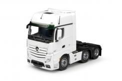 Mercedes Benz Actros Gigaspace 6x2 white 084000B