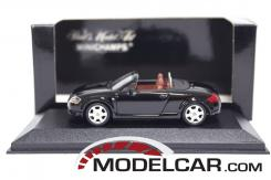 Minichamps Audi TT Roadster Black