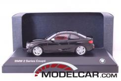 Minichamps BMW 2 serie coupe f22 Black