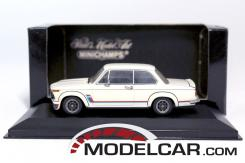 Minichamps BMW 2002 Turbo White