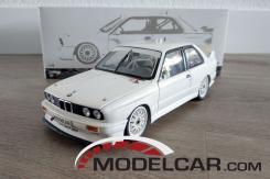Minichamps BMW M3 coupe e30 White