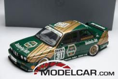 Minichamps BMW M3 e30 F. Schmickler Diebels DTM 1990 dealer edition