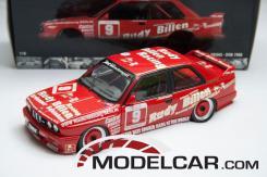 Minichamps BMW M3 coupe e30 Rojo