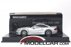 Minichamps Mercedes SL65 AMG R230 Grey