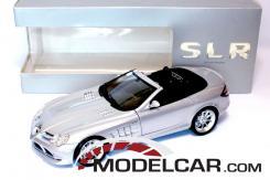 Minichamps Mercedes SLR Roadster Grey