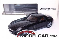Minichamps Mercedes SLS AMG Black
