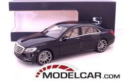 Norev Mercedes-Benz S-Class W222 AMG-Line black dealer edition