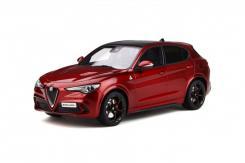 Ottomobile Alfa Romeo Stelvio Quadrifoglio Red