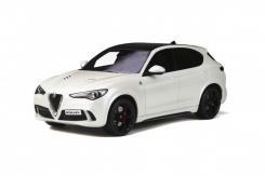 Ottomobile Alfa Romeo Stelvio Quadrifoglio White