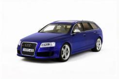 Ottomobile Audi RS6 Avant C6 Blue