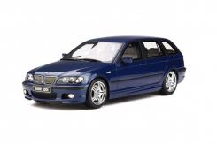 Ottomobile BMW 330i touring e46 Blue