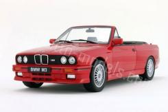Ottomobile BMW M3 convertible e30 Red