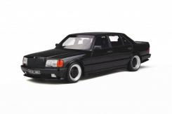 Ottomobile Mercedes-Benz 560 6.0 SEL AMG W126 Obsidian Black Metallic OT297