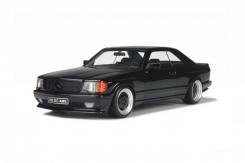 Ottomobile Mercedes-Benz 560 SEC AMG C126 1987 black OT187