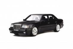 Ottomobile Mercedes-Benz Brabus 500E 6.5 Sedan W124 1994 Sapphire Black OT652