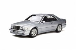 Ottomobile Mercedes E36 AMG C124 Plata