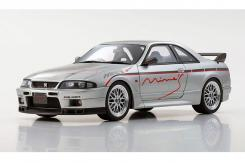 Ottomobile Nissan Skyline GT-R R33 Mine's Zilver OTM871