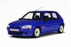 Ottomobile Peugeot 106 Rallye 1996 Bleu Santorin OT621